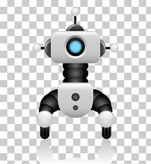 Robot Illustration PNG