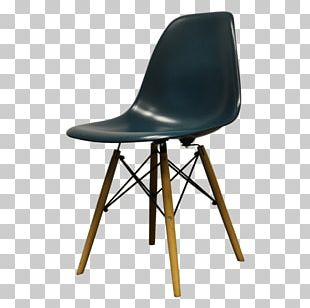 Eames Lounge Chair Table Plastic Furniture PNG