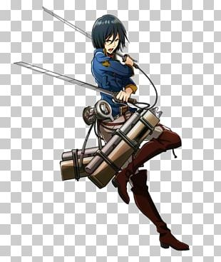 Mikasa Ackerman Eren Yeager Levi Attack On Titan A.O.T.: Wings Of Freedom PNG