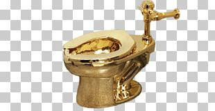 Toilet Gold PNG