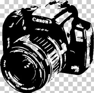 Canon EOS 6D Camera PNG