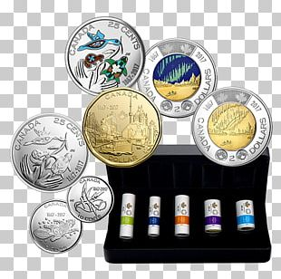 Coin Collecting 150th Anniversary Of Canada Commemorative Coin PNG