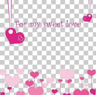 Love Wedding Background Poster Material PNG