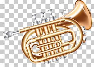 Musical Instrument Brass Instrument Wind Instrument Trumpet PNG