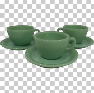 Tableware Saucer Coffee Cup Ceramic Pottery PNG