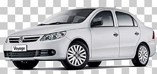 Volkswagen Voyage Car Volkswagen Gol Volkswagen Pointer PNG