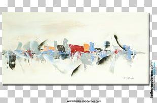 Oil Painting Peinture Sur Toile Décoration Abstract Art PNG