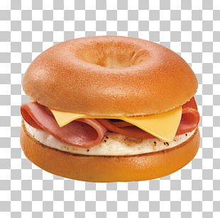 Breakfast Sandwich Cheeseburger Ham And Cheese Sandwich Bagel Bánh PNG