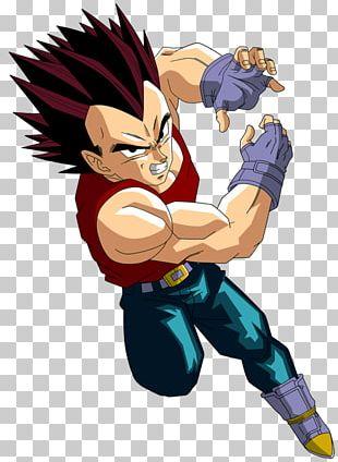 Vegeta Baby Goku Majin Buu Dragon Ball FighterZ PNG
