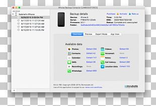 IPhone 3G Backup ICloud Data Recovery PNG