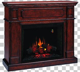 Electric Fireplace Electricity Hearth Furniture PNG