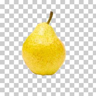 Pear Fruit Vegetable PNG