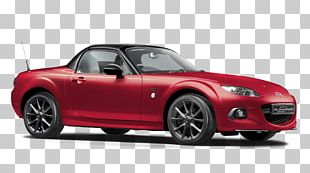 Sports Car Personal Luxury Car Mazda Convertible PNG