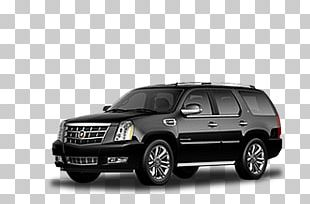 Cadillac Car Luxury Vehicle General Motors Sport Utility Vehicle PNG