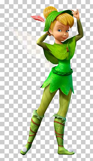 Tinker Bell And The Lost Treasure Peter Pan Disney Fairies Fairy PNG