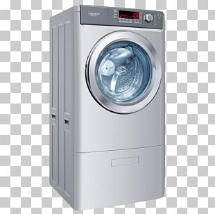 Haier Washing Machine Home Appliance Refrigerator PNG