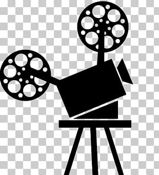 Photographic Film Movie Projector Cinema PNG
