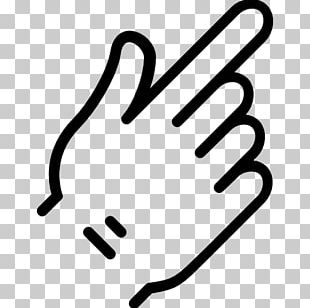 Gesture Computer Icons Finger PNG