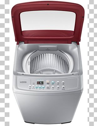 Washing Machines Haier Samsung Electronics Home Appliance PNG