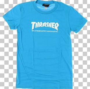 T-shirt Sleeve Clothing Blue PNG