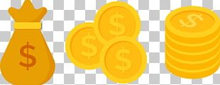 Dollar Coin United States Dollar Gold Coin PNG