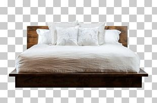 Furniture Bed Frame Mattress Couch PNG