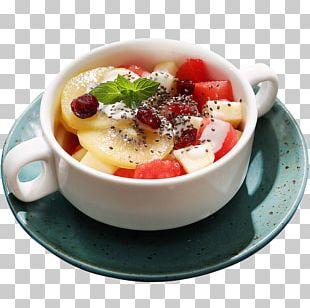 Fruit Salad Bowl PNG