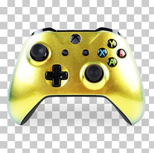 Xbox One Controller Game Controllers Gamepad Video Game PNG
