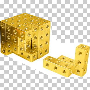 Brass Dice Game 01504 Material PNG