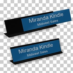 Name Plates & Tags Name Tag Desk Office Logo PNG