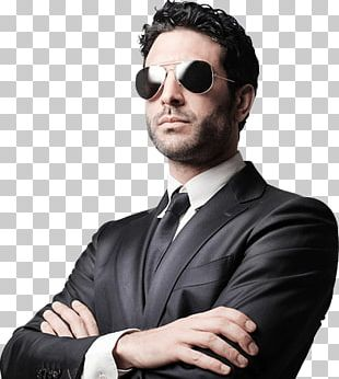 Sunglasses Businessman PNG