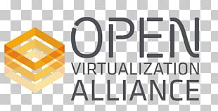 Logo Open Virtualization Alliance Free And Open-source Software Hypervisor PNG