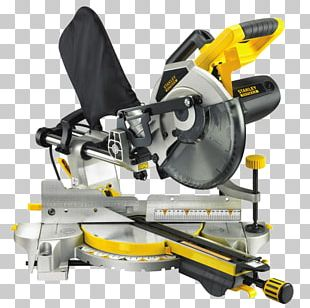 Stanley Hand Tools Miter Saw Power Tool PNG