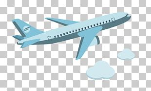 Airplane Aircraft Cartoon Icon PNG
