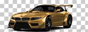Personal Luxury Car BMW Sports Car Automotive Design PNG