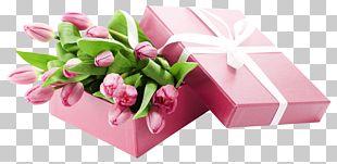 Tulip Pink PNG
