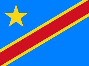 Congo River Flag Of The Democratic Republic Of The Congo Zaire PNG