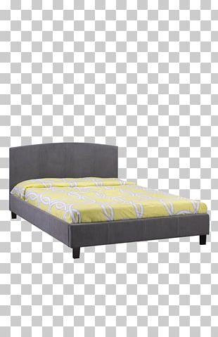 Bed Base Furniture Couch Mattress PNG