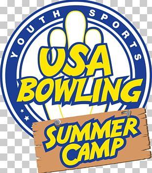 Summer Camp Bowling Camping Recreation Suburban Bowlerama PNG