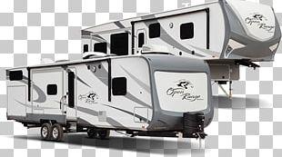 Caravan Campervans Highland Ridge RV Fifth Wheel Coupling Trailer PNG