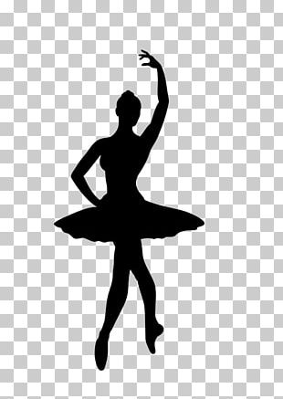 Ballet Dancer Ballet Shoe Wall Decal PNG