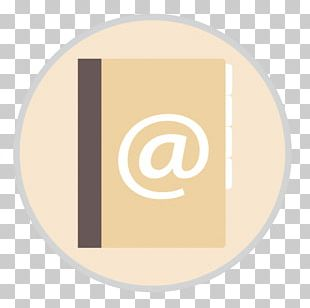 Brand Beige Circle PNG