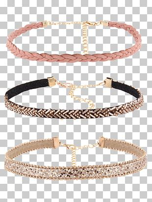 Earring Choker Necklace Jewellery Collar PNG