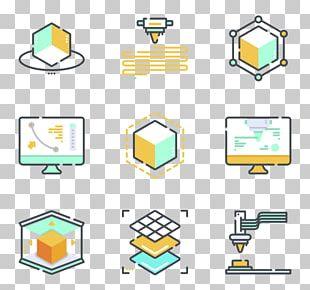 3D Printing Computer Icons Graphics 3D Printers PNG