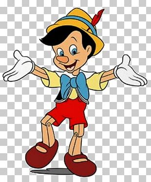 The Adventures Of Pinocchio Jiminy Cricket Geppetto The Coachman PNG