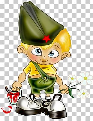 Defender Of The Fatherland Day Holiday Child Birthday Man PNG