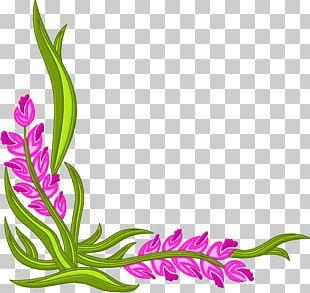 Floral Design Flower Leaf Paper Drawing PNG