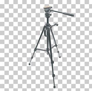 Tripod Monopod Camera Ball Head Manfrotto PNG