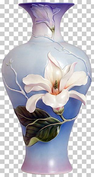 Vase Chinese Ceramics Franz-porcelains PNG