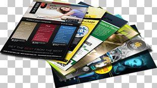Paper Offset Printing Brochure Flyer PNG